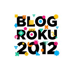 Blog Roku 2012