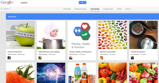 google-plus-spolecznosci